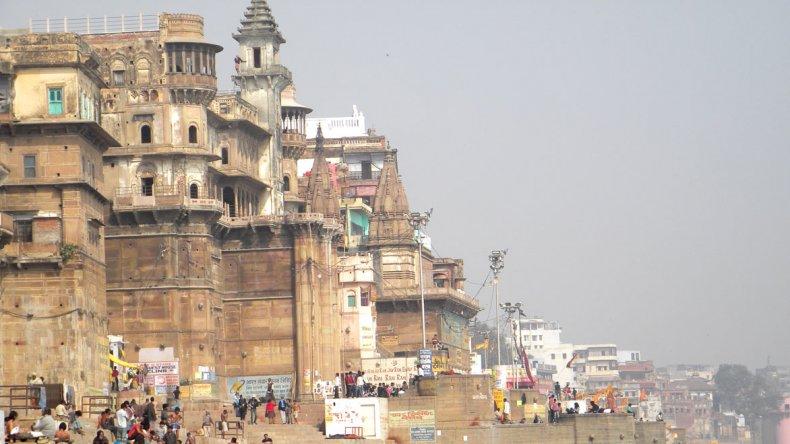 Benarés: el alma de la India
