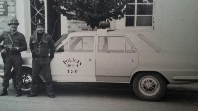El policía que pasó al olvido