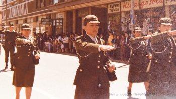 Ellas fueron el primer grupo de la Brigada Femenina de Asuntos Juveniles