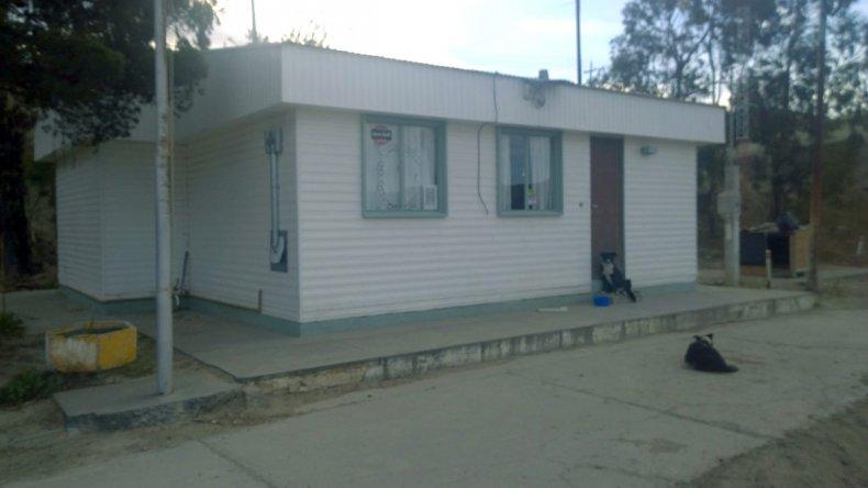 El puesto policial ahora es utilizado por Tránsito Municipal.