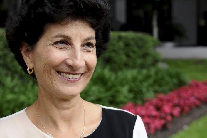 Dominique Moyal es creadora de un parche fotosensible que se distribuye gratuitamente.
