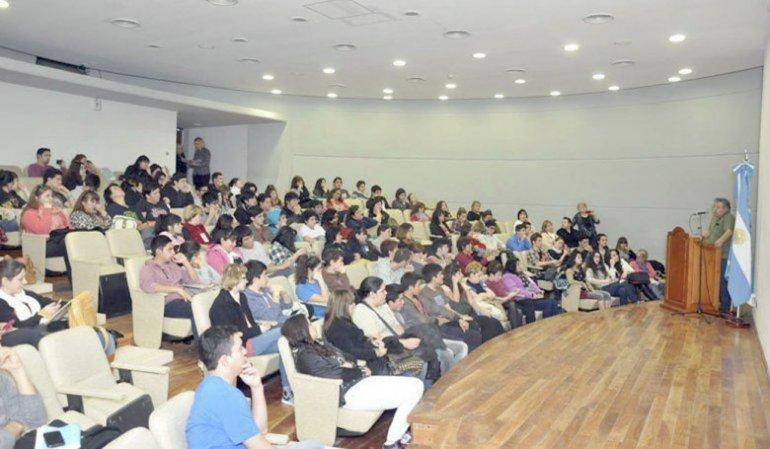 En Rawson se desarrollará la instancia provincial del Parlamento Juvenil del Mercosur.