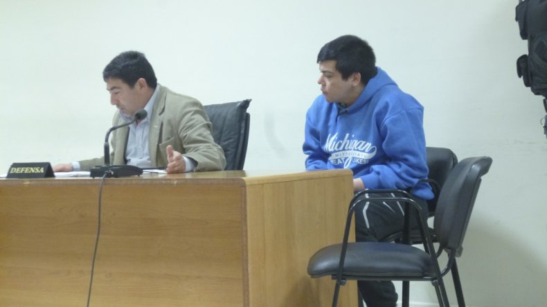 Hoy se presentará la acusación pública por la tentativa de homicidio de Fabián Ledesma