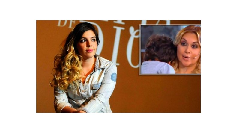 Verónica Ojeda llevó a Dieguito Fernando a lo de Susana y Dalma la destrozó en Twitter