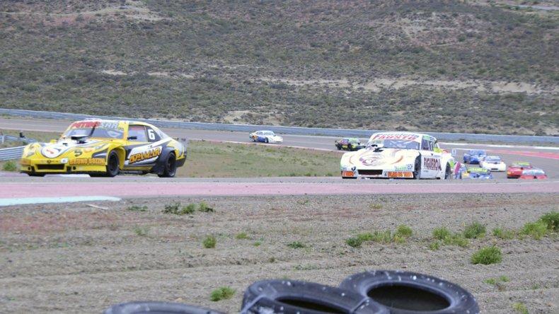 El TC Austral será una de las categorías que estará presente este fin de semana en el autódromo General San Martín.