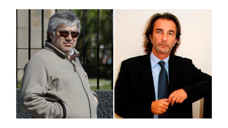 El abogado de Cristina pide que a Calcaterra se lo incluya en la causa Báez