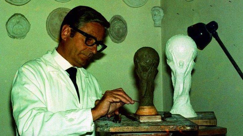 Murió Silvio Gazzaniga, el creador de la Copa del Mundo