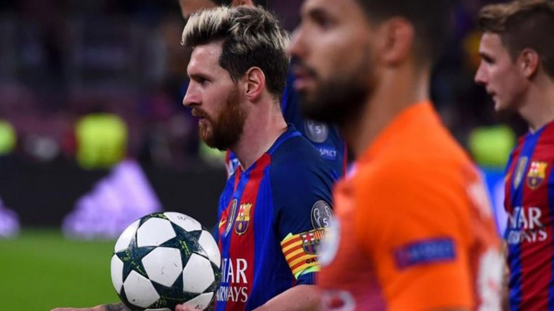 Manchester City-Barcelona, el destacado de la Champions League