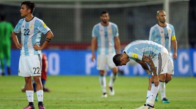 Un fallo dejó a la Argentina fuera de la clasificación al Mundial
