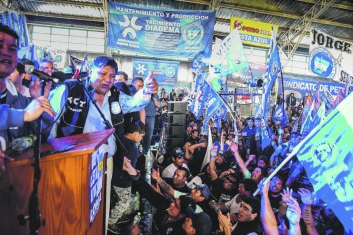 Loma Avila cerró la campaña  con exigencias a las operadoras