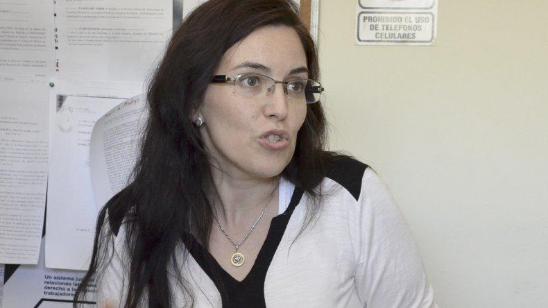 La fiscal Mónica García solicitó la prisión preventiva del imputado.