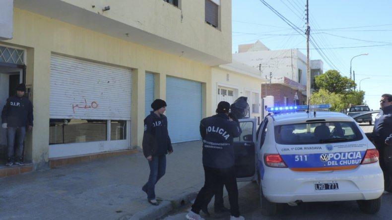 La detención de Lidia Moreli en 2012 cuando estuvo sospechada del asesinato de su ex pareja Aníbal Freytes.