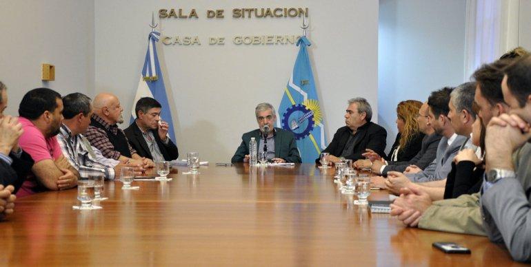 Das Neves valoró la cantidad de obras que obtuvo Chubut en el Presupuesto Nacional 2017 que se tratará hoy