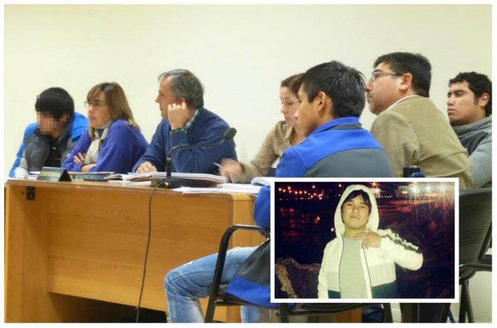 Sumaron pruebas y ratificaron medidas de coerción por el homicidio de Axel Barra