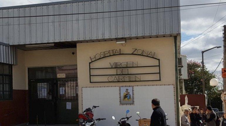 El adolescente fallecido estaba alojado en el hospital Zonal Virgen del Carmen