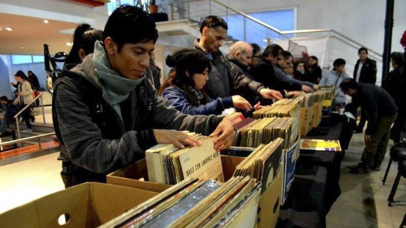 La nueva edición de la Feria de Música se desarrollará este domingo en el Centro Cultural.