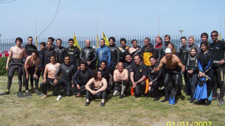 La comunidad del mar a pleno en la apertura del calendario nacional de la FAAS.