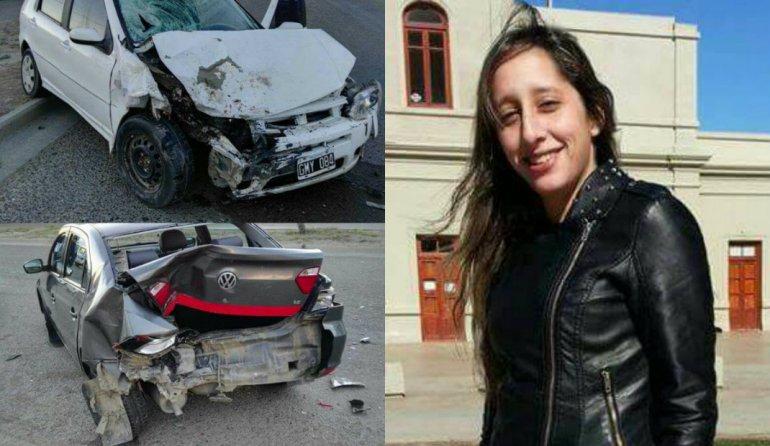 La joven atropellada por el conductor alcoholizado está en terapia intensiva