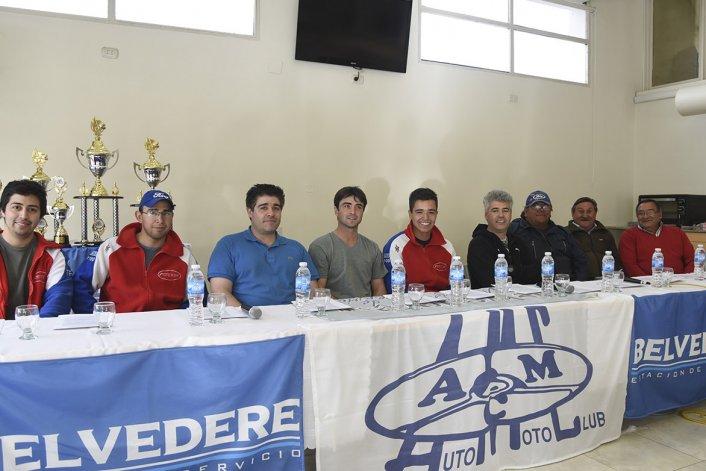 Concurrida conferencia tuvo el Auto Moto Club de Comodoro Rivadavia en la penúltima del año.
