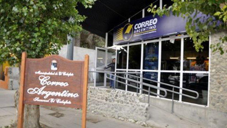 El ex jefe de la sucursal de Correo Argentino de El Calafate Roberto López