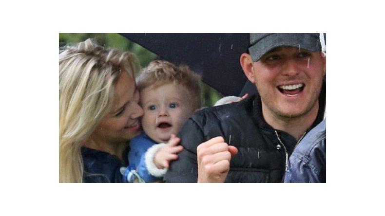 Noah, el hijo de Luisana Lopilato, se recupera