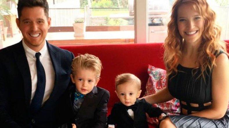 El comunicado oficial sobre la salud de Noah, el hijo de Luisana Lopilato y Michael Bublé