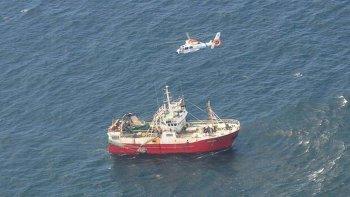 Prefectura auxilió a marinero que presentaba problemas para respirar