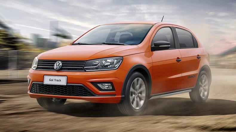 Nuevas versiones para  los VW Crossfox, Gol y Up!