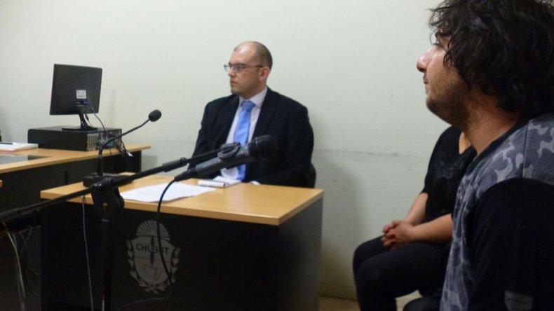 Pablo Rodríguez ayer declaró durante la audiencia y afirmó no acordarse de cómo ocurrió el accidente.