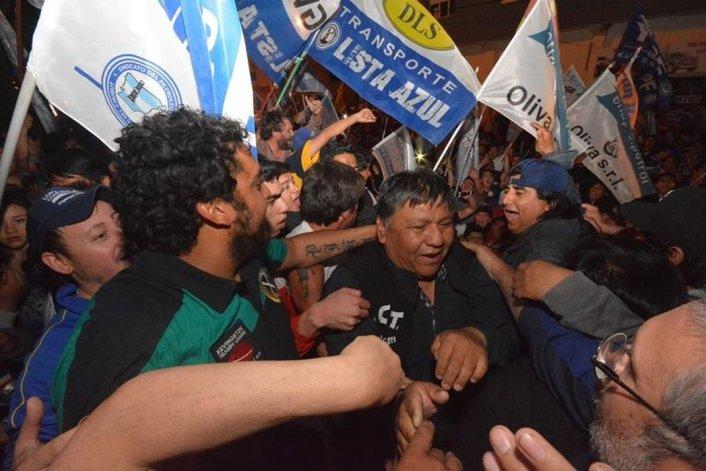Avila reelecto: vamos a elaborar una estrategia por la unidad del sindicato