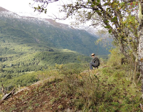 El valle del río  Manso: el escape ideal