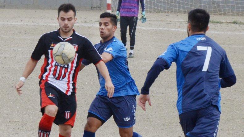 El líder Florentino Ameghino viene de vencer 2-0 a Jorge Newbery y le sacó cinco puntos a su vencido en la tabla de posiciones.