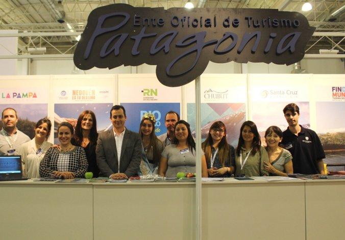 Destinos patagónicos que brillaron en la  Expo Turismo2016