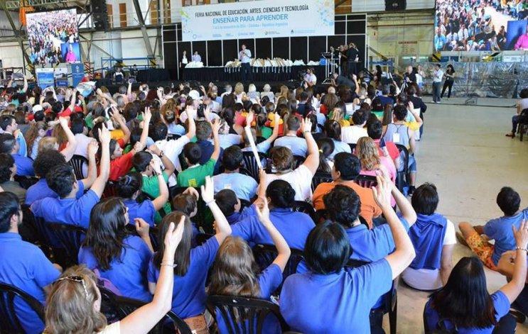 La Feria Nacional de Ciencias se desarrolló en Córdoba con la presencia de once escuelas de Chubut.