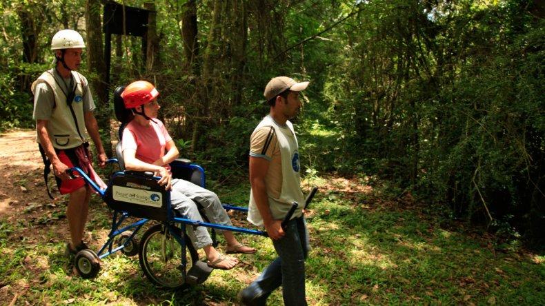 Brasil invirtió 360 millones de pesos  en turismo inclusivo
