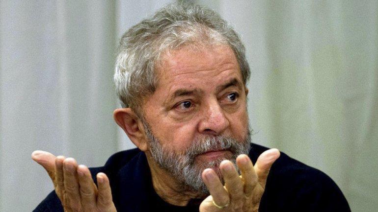 El movimiento apunta a la contrainformación frente a los procesamientos judiciales que existen contra Lula.