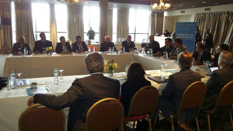 El encuentro de Bariloche reunió a las provincias patagónicas.