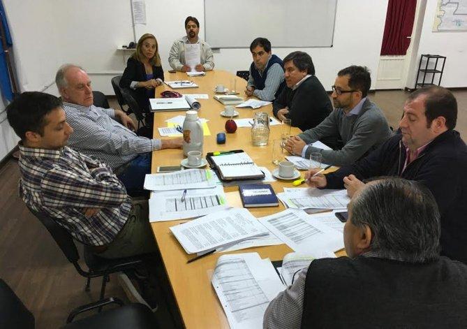 Analizan el presupuesto 2017 con todas las áreas del municipio