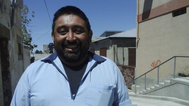 Diego Eliacincin sonríe por el presente de Tiro Federal