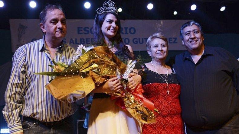 Mariana Mansilla es la nueva Reina de las Provincias