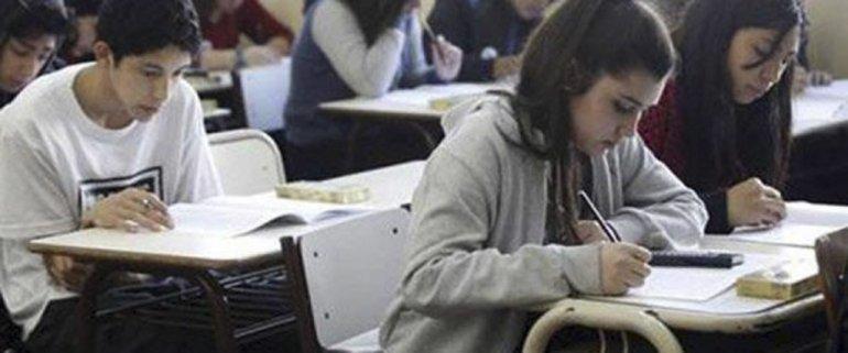 En Comodoro Rivadavia y Rada Tilly son siete las escuelas en las que se realizará la evaluación.