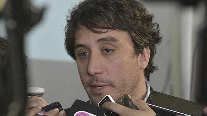 Alberto Gilardino asumirá hoy como ministro Coordinador de Gabinete.