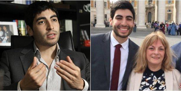 La mamá de Facundo Moyano negó el romance: Susana podría ser su abuela