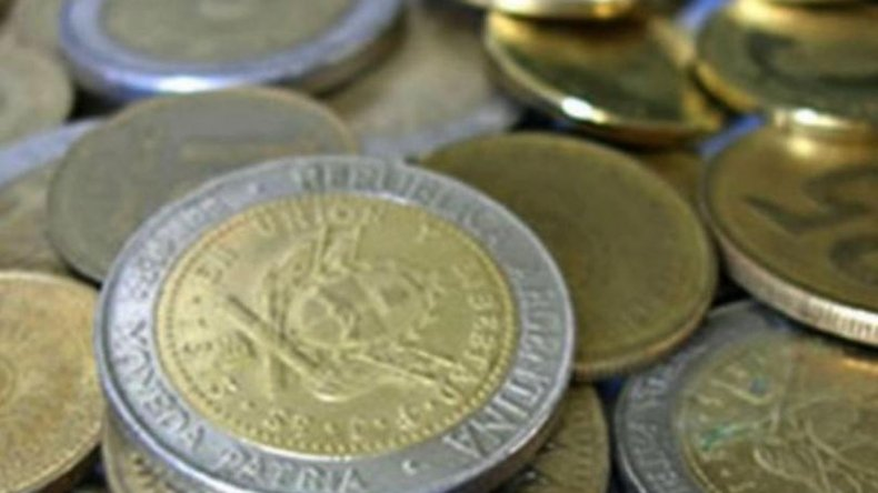 Desde enero habrá monedas de 5 y 10 pesos