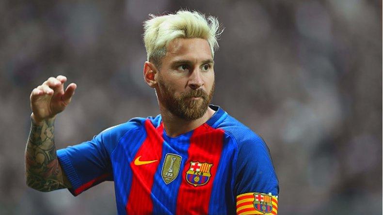 ¿Conocés a la iguana Messi?