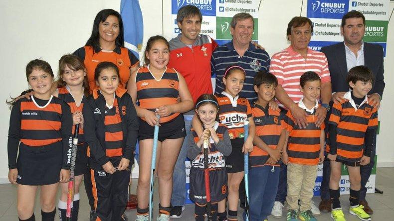 En Bigornia RC se vienen dos fines de semana de plena acción tanto en el rugby infantil como en el hóckey.