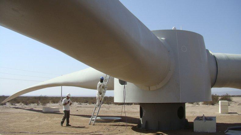Chubut busca un precio diferencial que le permita el impulso de la industria eólica