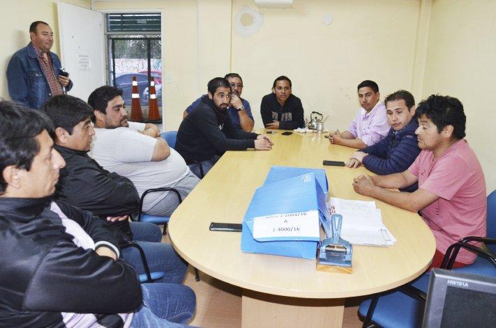 En la delegación de Trabajo de Comodoro Rivadavia
