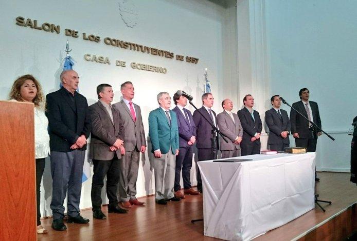 Asumieron Awstin en Pesca y Ehnes como viceministro Coordinador