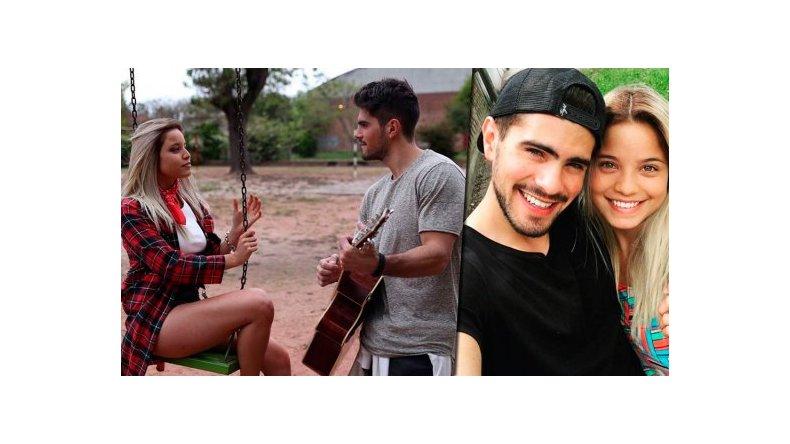 Fer Vázquez presentó a la nueva cantante de Rombai